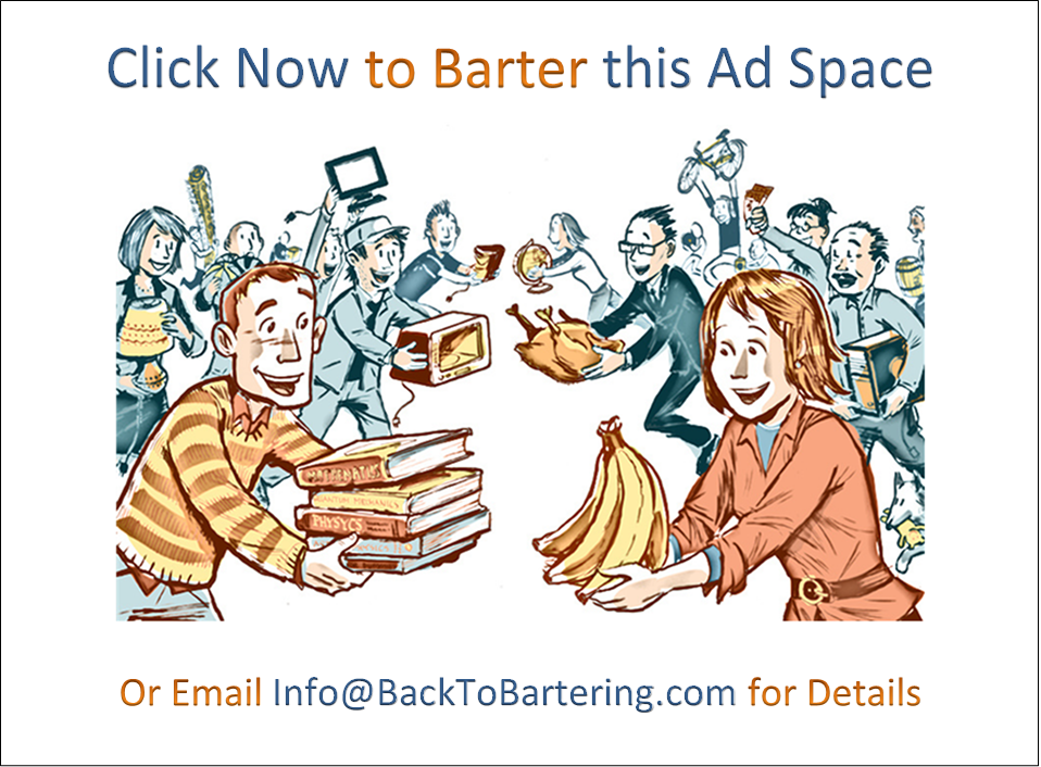history of barter system Check out canadian barter system's profile for competitors, acquisition history, news and more.